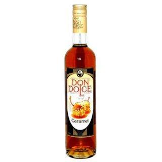 Сироп Don Dolce Caramel (Дон Дольче Карамель), 0,7 л