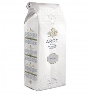 Кофе в зернах Aroti Extra (Ароти Экстра) 1 кг, вакуумная упаковка