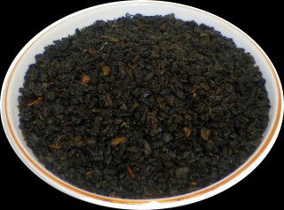 Чай зеленый Ганпаудер Храм неба, 500 г, фольгированный пакет, крупнолистовой зеленый чай