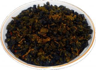 Чай Молочный улун Тайвань, 500 г, фольгированный пакет, крупнолистовой улун чай, купить чай