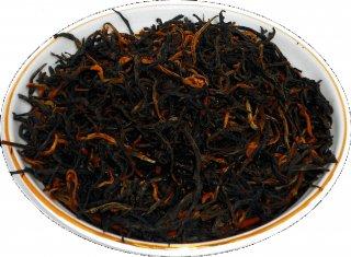 Чай черный Красный чай с земли Динь (Дянь Хун), 500 г, фольгированный пакет, крупнолистовой индийский чай, купить чай