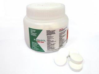 Таблетки для чистки от кофейных масел KAMASOL (Камасол) KMR-Tabs, 100 таб., банка