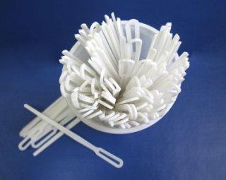 Размешиватель пластиковый, 111мм. (уп 500шт.)