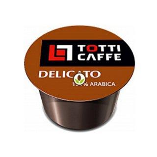 Кофе в капсулах Lavazza Blue Totti Delicato (Лавацца Блю Тотти Деликато) для кофемашин Лавацца Блю, упаковка 100 капсул по 8 г