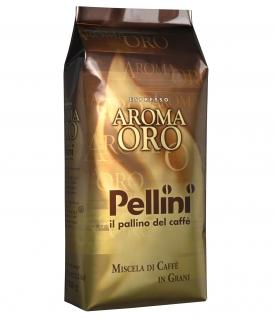 Кофе в зернах Pellini ORO Gusto Intenso (Пеллини Оро Густо Интенсо) 1 кг, вакуумная упаковка