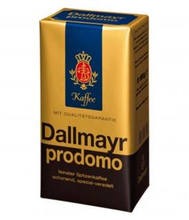 Кофе молотый Dallmayr Prodomo (Даллмайер Продомо), 500г, вакуумная упаковка