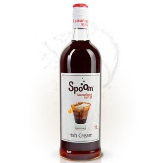 Сироп SPOOM (Спум) Ирландский крем, 1 л