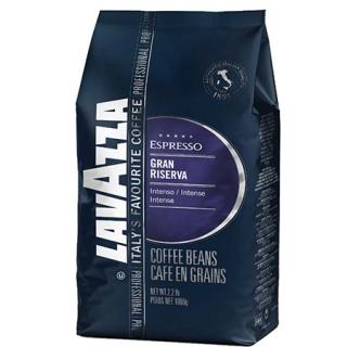 Кофе в зернах Lavazza Gran Riserva (Лавацца Гран Ризерва), кофе в зернах (1кг), вакуумная упаковка