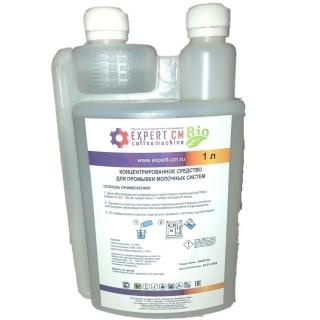Жидкость для очистки молочных систем EXPERT-CM Bio 1л