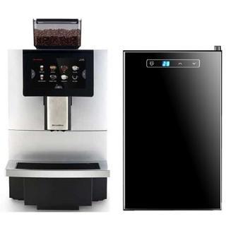 Аренда Dr. Coffee F11 Plus суперавтоматическая кофемашина с охладителем для молока