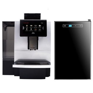 Аренда Dr. Coffee F11 Big суперавтоматическая кофемашина с охладителем для молока