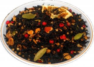Чай черный Апельсиновое печенье, 500 г, крупнолистовой ароматизированный чай