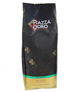 Piazza d'Oro (Пиацца Дэ Оро), кофе в зернах (1кг), вакуумная упаковка