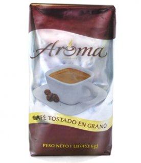 Santo Domingo Aroma (Санто Доминго Арома), кофе в зернах (453г), вакуумная упаковка