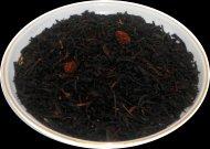 Чай черный Дикая Вишня, 500 г, фольгированный пакет, крупнолистовой ароматизированный чай, купить чай