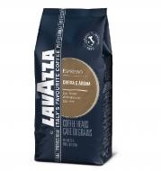 Lavazza Crema e Aroma (Лавацца Крема е Арома), кофе в зернах (1кг), вакуумная упаковка