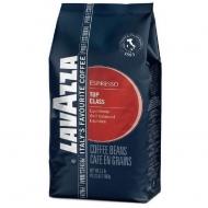 Lavazza Top Class (Лавацца Топ Класс), кофе в зернах (1кг), вакуумная упаковка