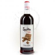 Сироп SPOOM (Спум) Шоколад, 1 л
