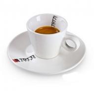 Кофейная пара Totti, чашка (60мл) + блюдце