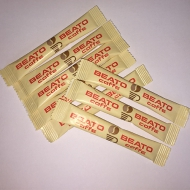 Порционный сахар Beato в бежевых стиках