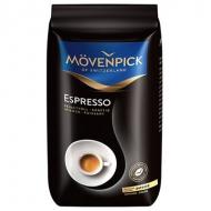 Кофе в зернах Movenpick Espresso (Мовенпик Эспрессо), 1 кг, вакуумная упаковка