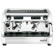 Аренда Bianchi Sofia профессиональной 2-группной кофемашины