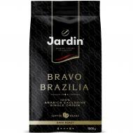 Кофе в зернах Jardin Bravo Brazilia (Жардин Браво Бразилия), 1кг вакуумная упаковка