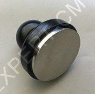 Пуш темпер (Push tamper) с черной ручкой L 40мм основание 58 мм