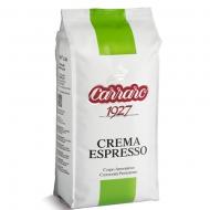 Кофе в зернах Carraro caffe Crema Espresso (Карраро Крема Эспрессо), 1 кг, вакуумная упаковка