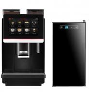 Аренда Dr. Coffee CoffeeBar суперавтоматическая кофемашина с охладителем для молока