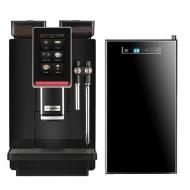 Аренда Dr. Coffee Mini Bar S2 суперавтоматическая кофемашина с охладителем для молока