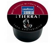 Кофе в капсулах Lavazza BLUE Espresso Tierra (Лавацца Блю Еспрессо Тиерра) для кофемашин Лавацца Блю упаковка 100 капсул