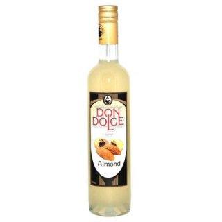Сироп Don Dolce Almond (Дон Дольче Миндаль), 0,7 л