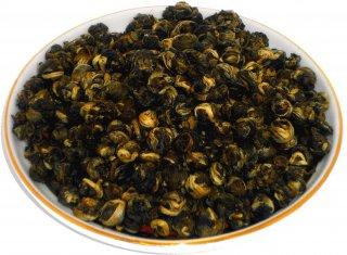 Чай белый Белая Жемчужина, 500 г, фольгированный пакет, крупнолистовой белый чай, купить чай