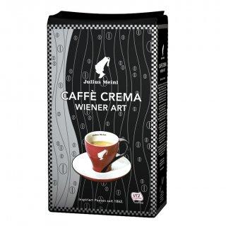Кофе в зернах Julius Meinl Caffe Crema (Юлиус Майнл Каффе Крема), 1 кг., вакуумная упаковка