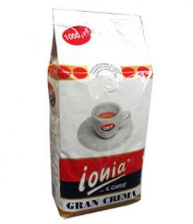 Ionia Gran Crema (Иония Гран Крема), кофе в зернах (1кг), вакуумная упаковка