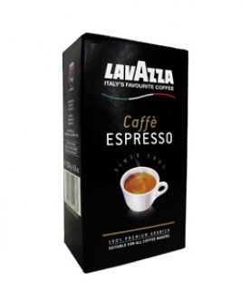 Lavazza Espresso (Лаваца Эспрессо), кофе молотый (250г), вакуумная упаковка