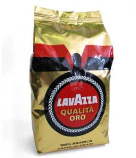 Lavazza Qualita Oro (Лавацца Кволита Оро), кофе в зернах (1кг)