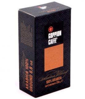 Гоппион Arabica Blend, 250 г., кофе молотый, картонная упаковка.