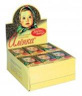 Молочный шоколад Алёнка 15 г., 42 шт./уп., коробка, порционный шоколад