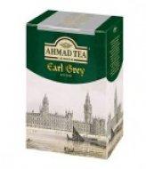 Чай черный Ahmad Earl Grey (Ахмад Эрл Грей), картонная коробка 200г.