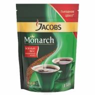 Кофе растворимый Jacobs Monarch 150 гр. сублимированный, вакуумная упаковка