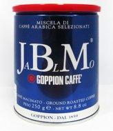 Гоппион JaBlMo, 250 г. кофе молотый, металлическая банка.